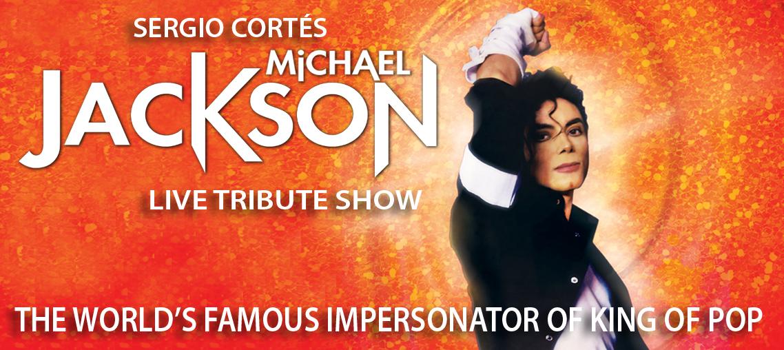 Michael Jackson Tribute Show con Sergio Cortés