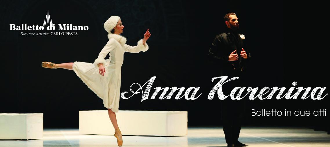 Anna Karenina - con il balletto di Milano
