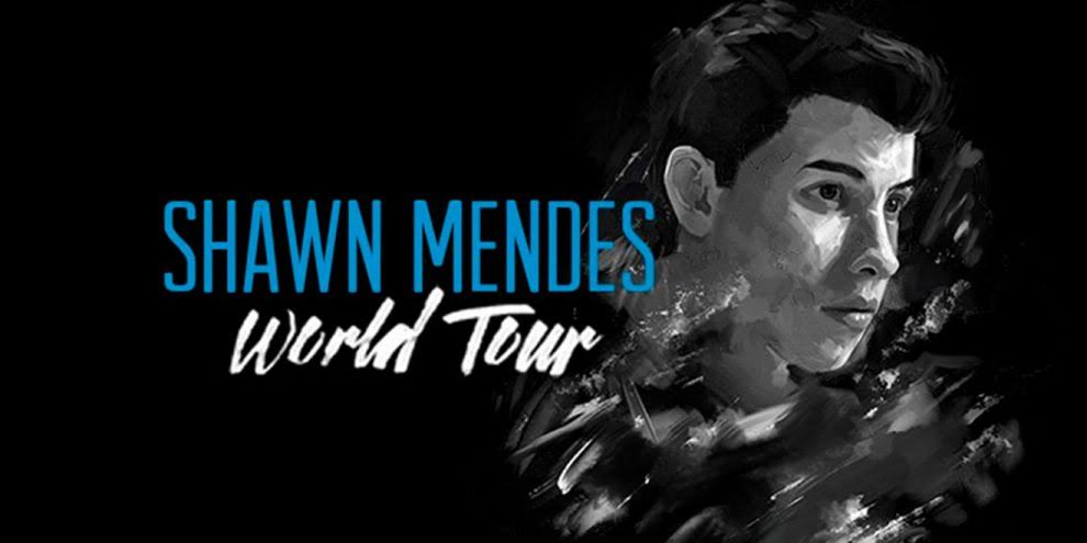 Shawn Mendes- ILLUMINATE WORLD TOUR 2017