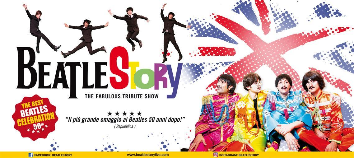 Beatlestory - The Fabulous Tribute Show