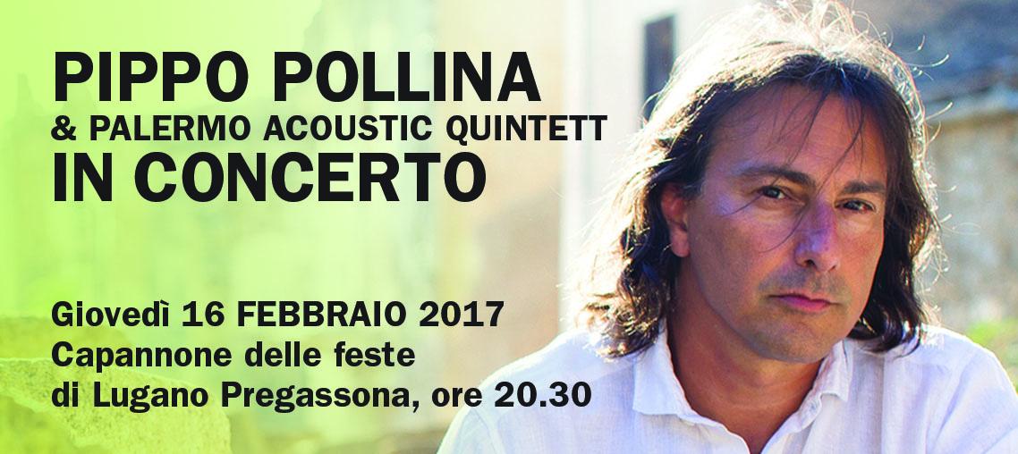 Pippo Pollina & Palermo Acoustic Quintett