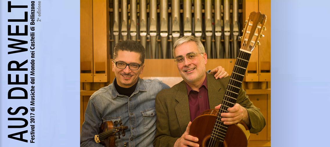 Aus der Welt - Homenaje a Astor Piazzolla