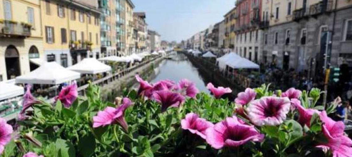 Fiori e Sapori sul Naviglio - Milano