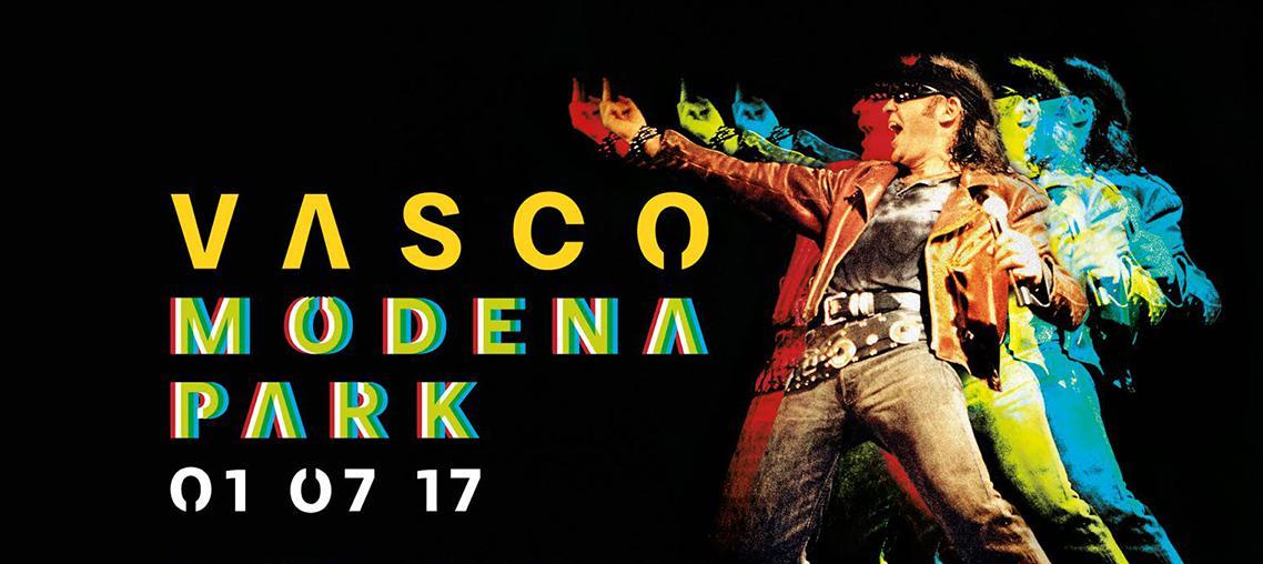 Vasco Live Modena Park