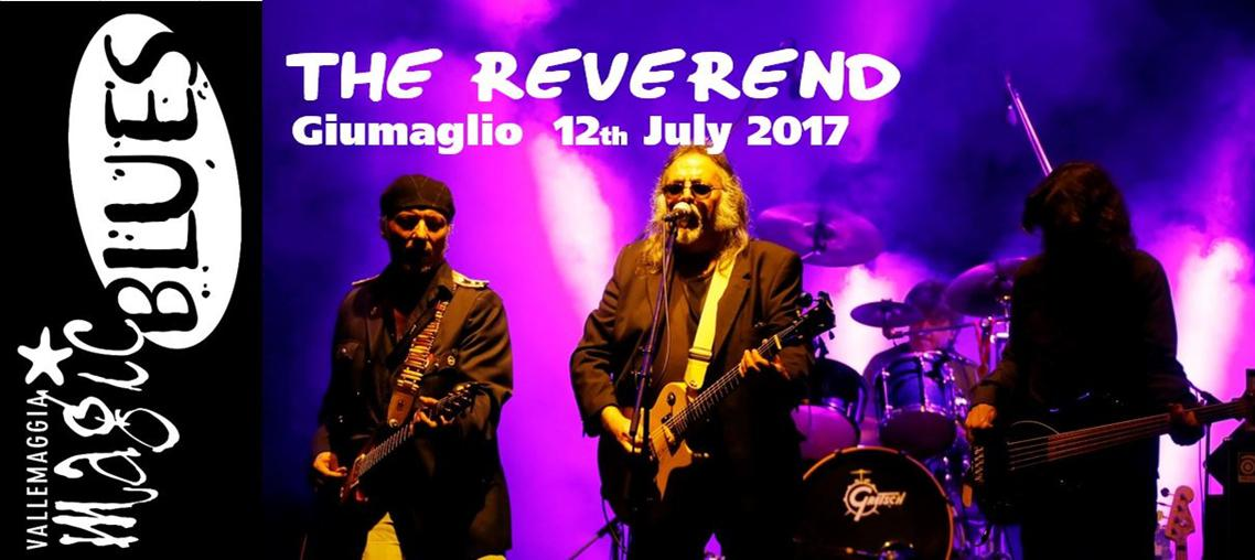 The Reverend  - Vallemaggia Magic Blues