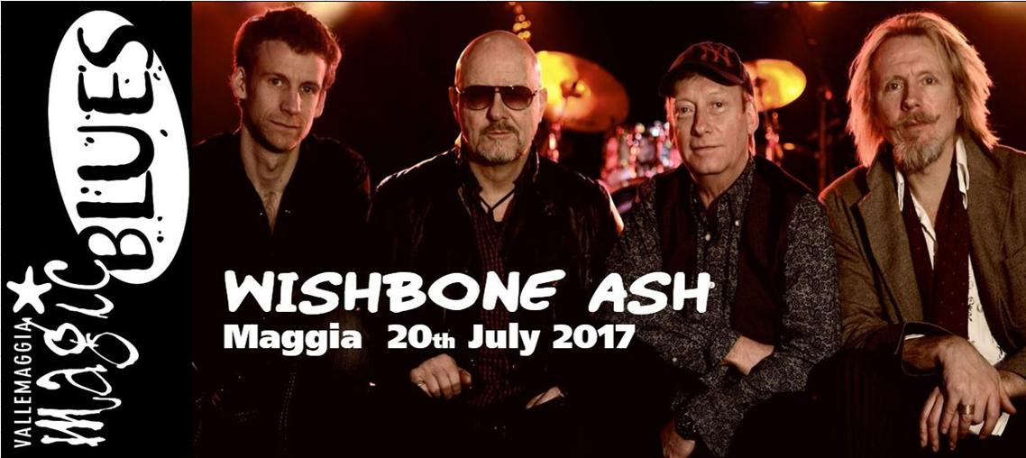 Wishbone Ash - Vallemaggia Magic Blues