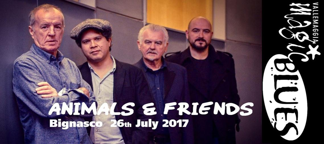 Animals and Friends - Vallemaggia Magic Blues