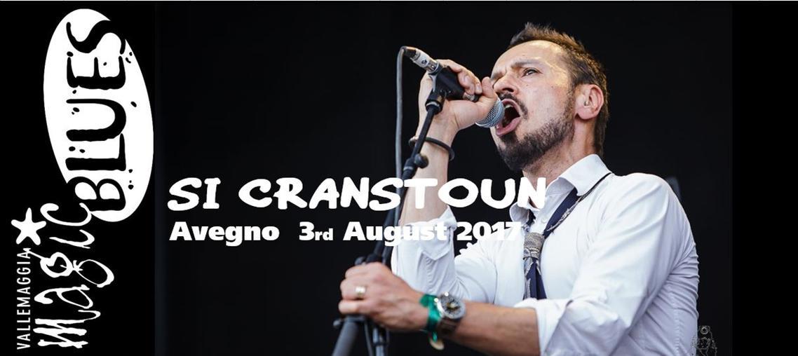 Si Cranstoun - Vallemaggia Magic Blues