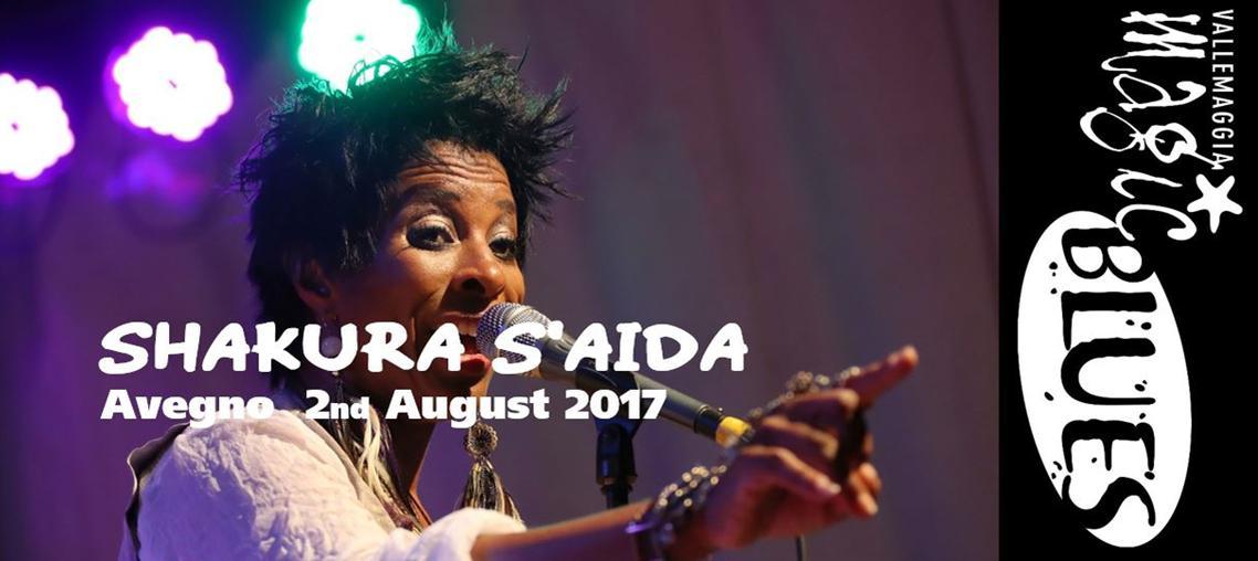 Shakura S'Aida - Vallemaggia Magic Blues
