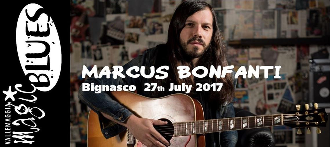 Marcus Bonfanti - Vallemaggia Magic Blues