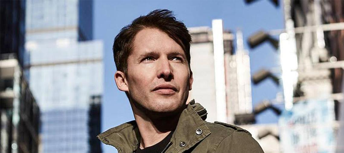James Blunt - The Afterlove Tour