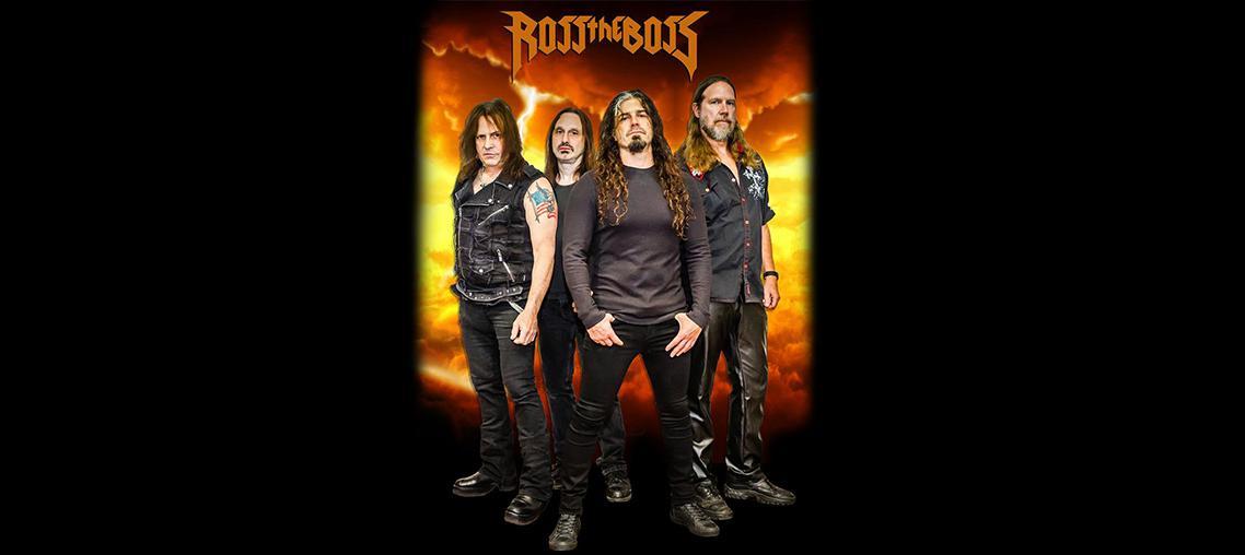 Ross The Boss dei Manowar