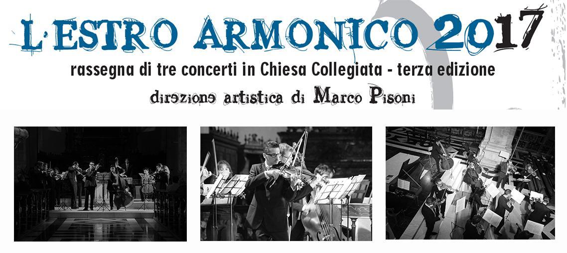 L'ESTRO ARMONICO 2017