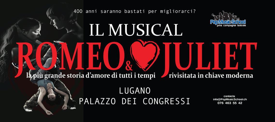 """""""Prima ufficiale"""" Romeo&Juliet la più grande storia d'amore"""