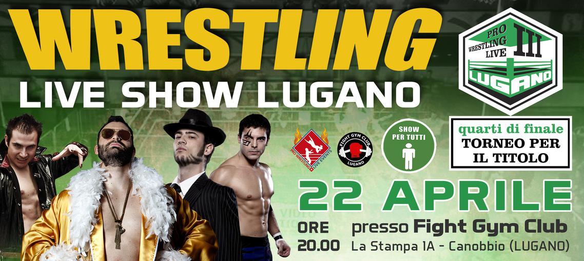 Pro Wrestling Live Lugano III