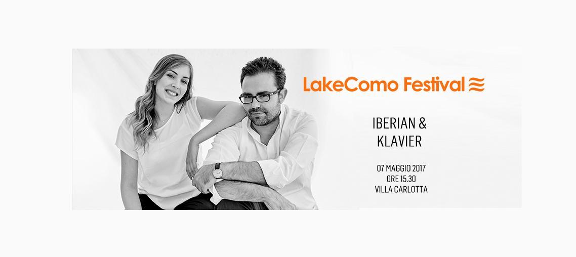 LakeComo Festival - Iberian&Klavier (Piano duo)
