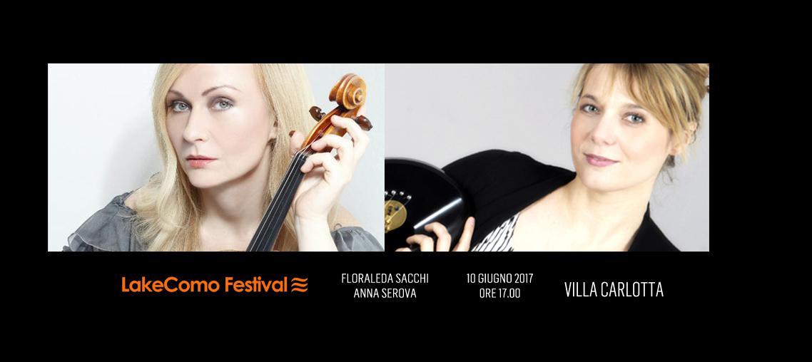 LakeComo Festival - Anna Serova e Floraleda Sacchi (Viola - Arpa)