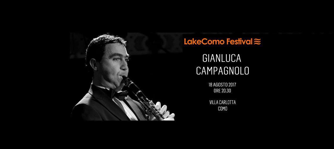 LakeComo Festival - Gianluca Campagnolo (Clarinetto)