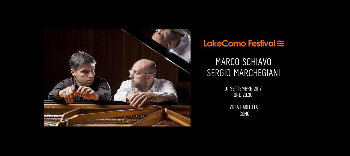 LakeComo Festival - Duo Schiavo Marchegiani (Piano duo)