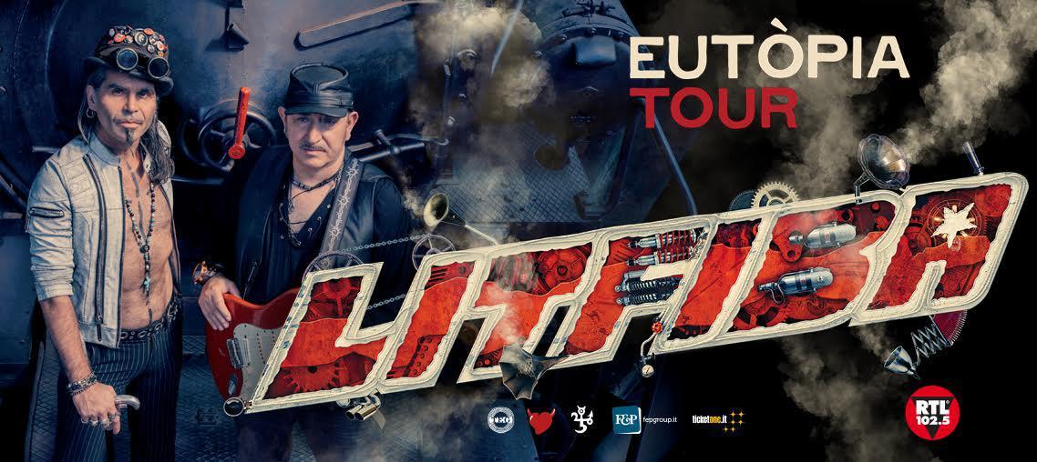 Litfiba - EUTÒPIA TOUR