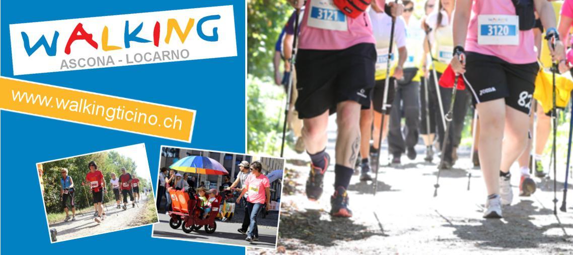 Walking Ascona - Locarno