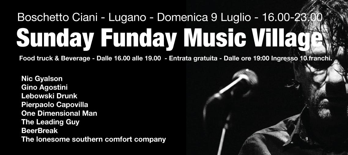 Sunday Funday Music Village