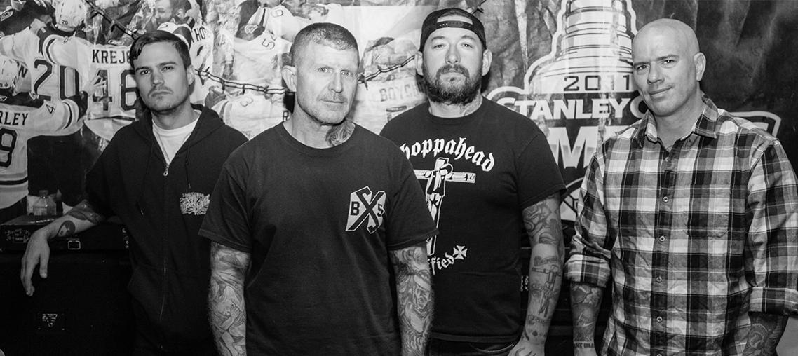 Slapshot Hardcore da Boston On tour