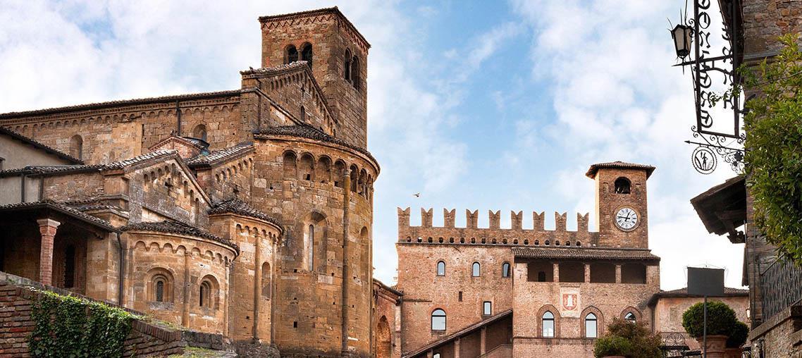 Festa delle castagne e festival dei ricordi - Castell'Arquato (PC)