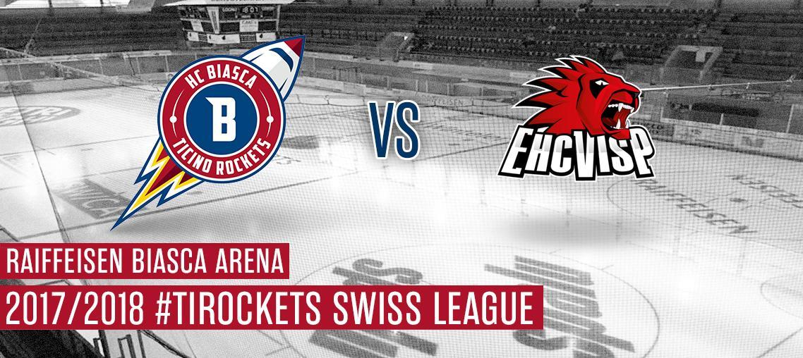 HCB Ticino Rockets - Visp