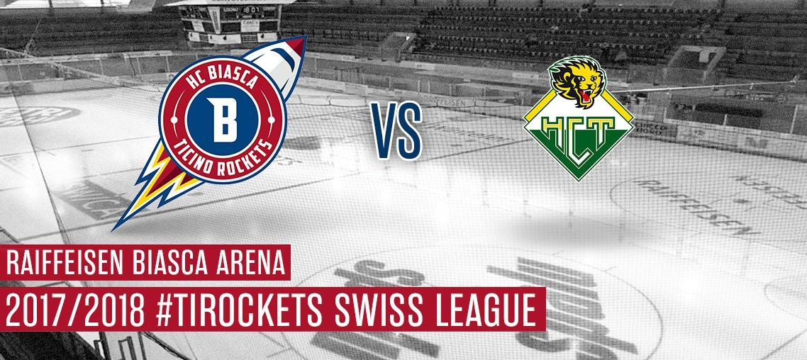 HCB Ticino Rockets - Thurgau