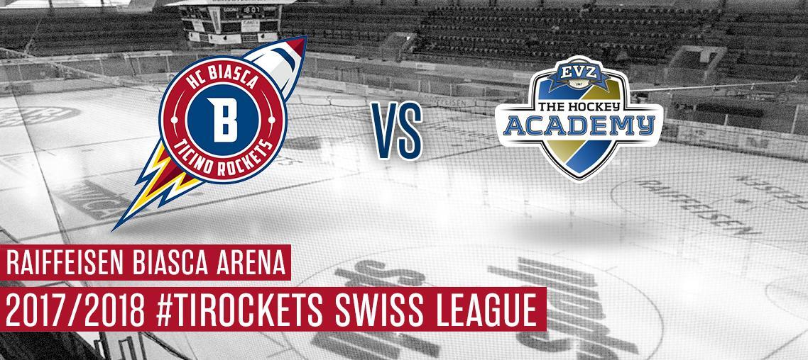 HCB Ticino Rockets - EVZ Academy