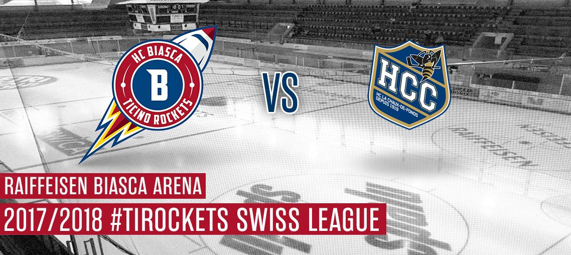 HCB Ticino Rockets - Chaux-de-Fds