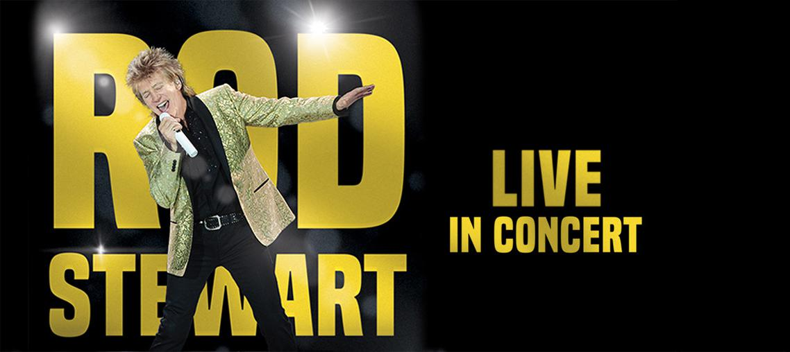 ROD STEWART – Live in Concert