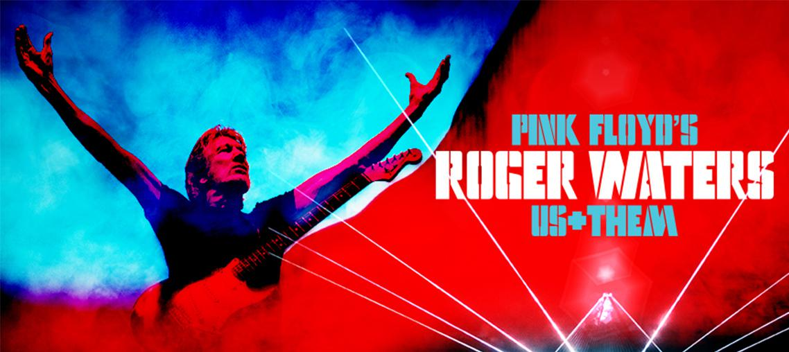 Roger Waters – Us + Them tour