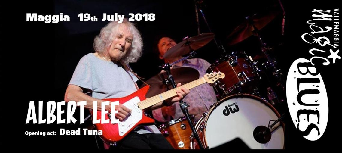 Albert Lee - Vallemaggia Magic Blues