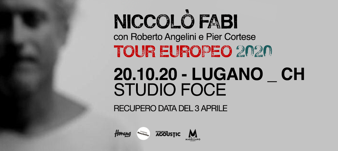 Niccolò Fabi -  European Tour